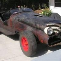 1951 Mechanix Illustrated Roadster