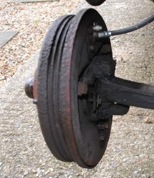 RHF Wheel Bearing
