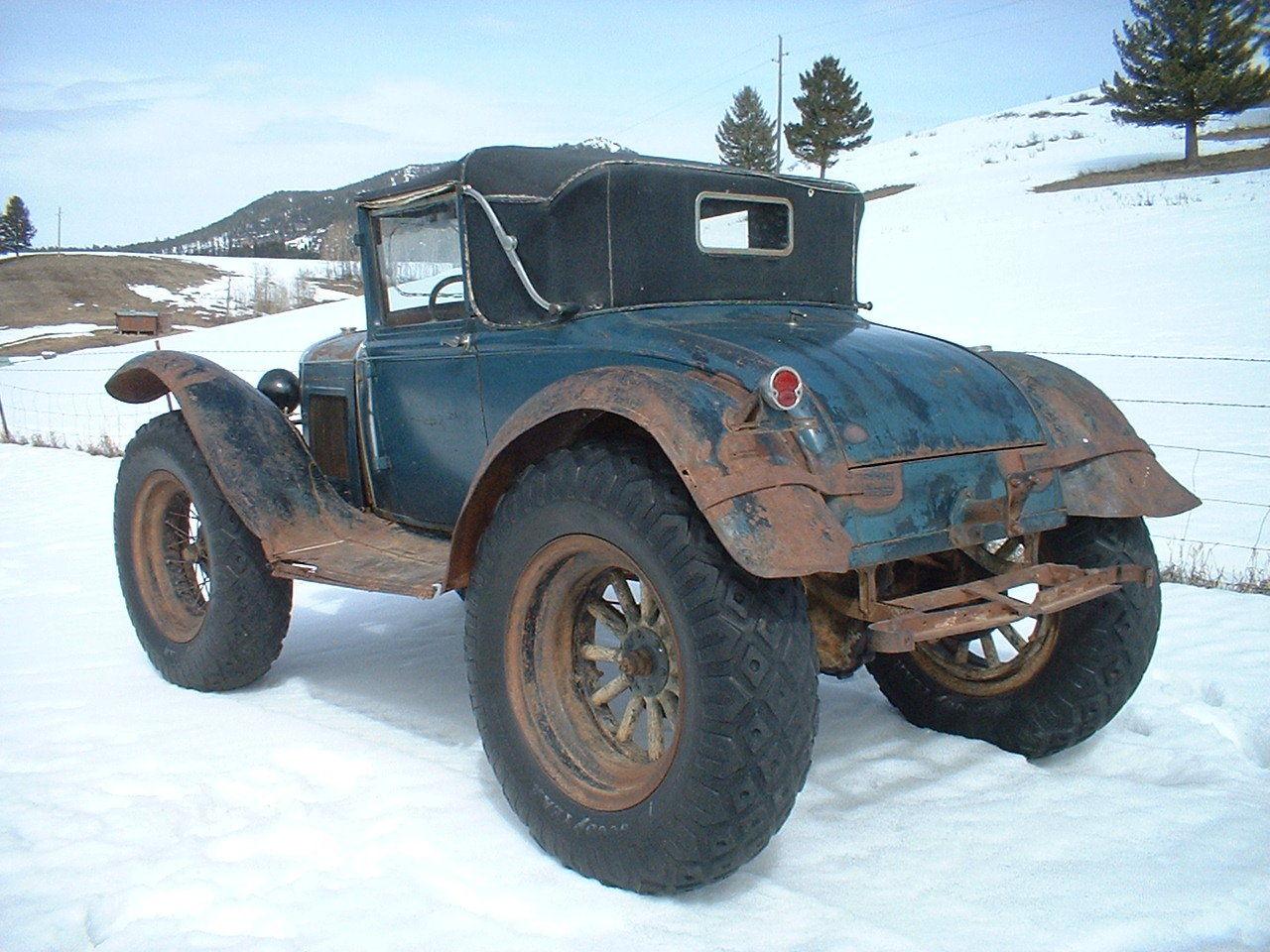 Automotive American - Cool cars 4x4