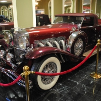 Duesenberg Room Volo Car Museum Illinois