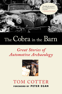 Cobra in the Barn - Tom Cotter