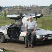 DeLorean - Celebrating the Impossible - Interview with Author & Historian Chris Parnham