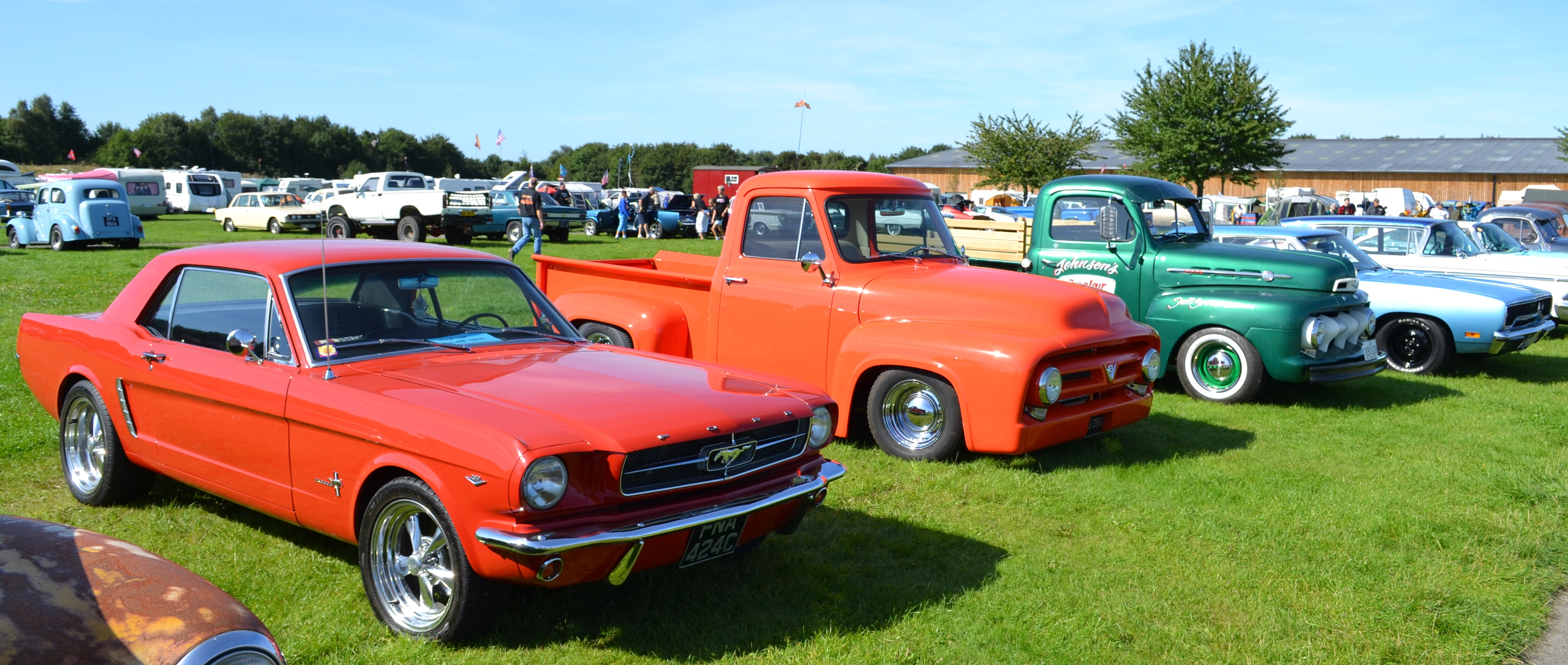 Classic Car Shows Uk August