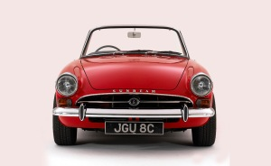 Interview with Lou Lusardi of the Sunbeam Tiger Owners Club