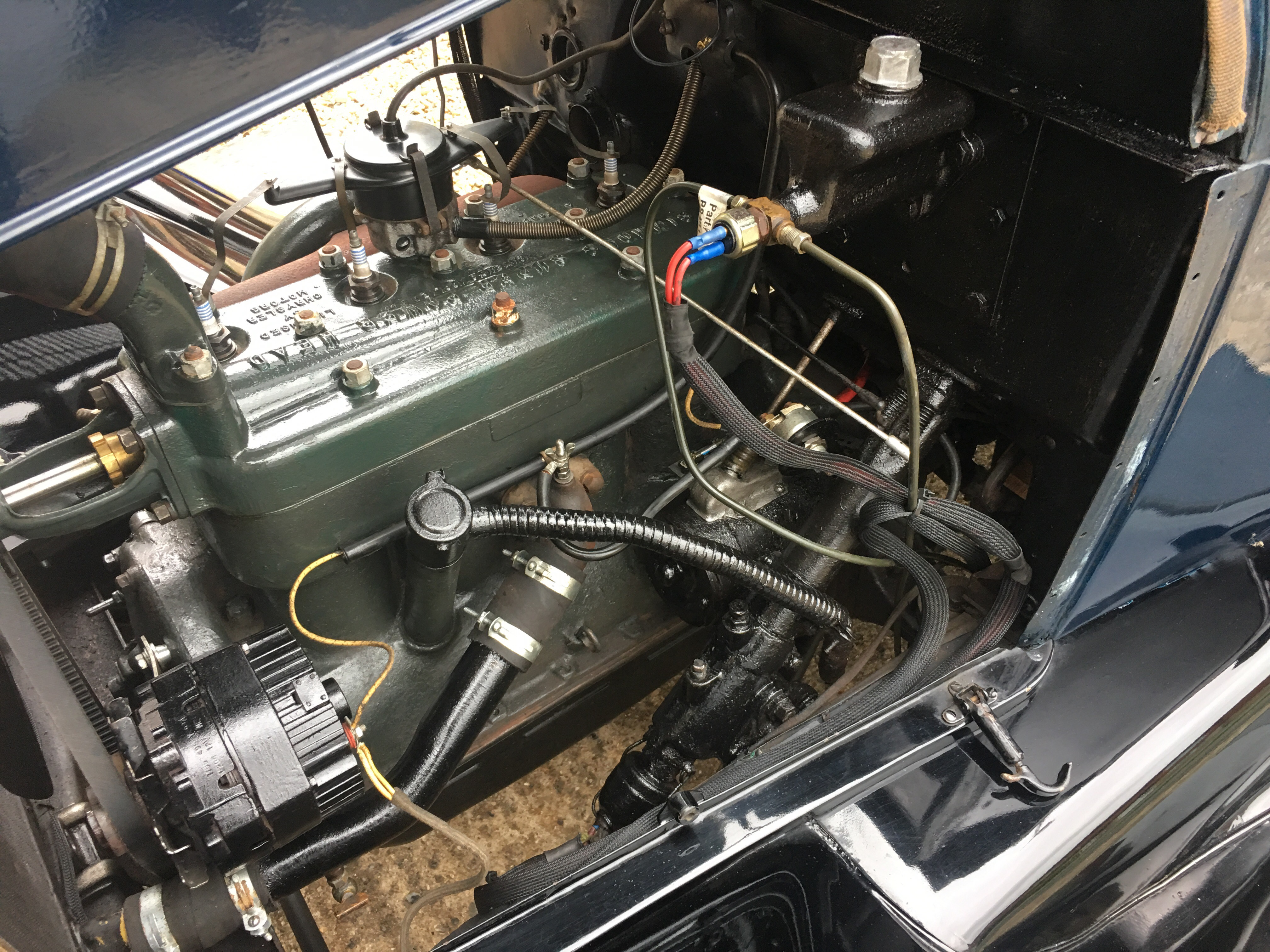 Model A Ford Restoration | Automotive American