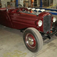 The Duesenberg Hot Rod