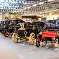 What was the world's largest private Ford museum heads to auction - Daniel Strohl at Hemmings