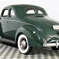 Flathead Ford V8 Deluxe coupe restored to factory specs - Bob Golfen @Classiccars.com Journal